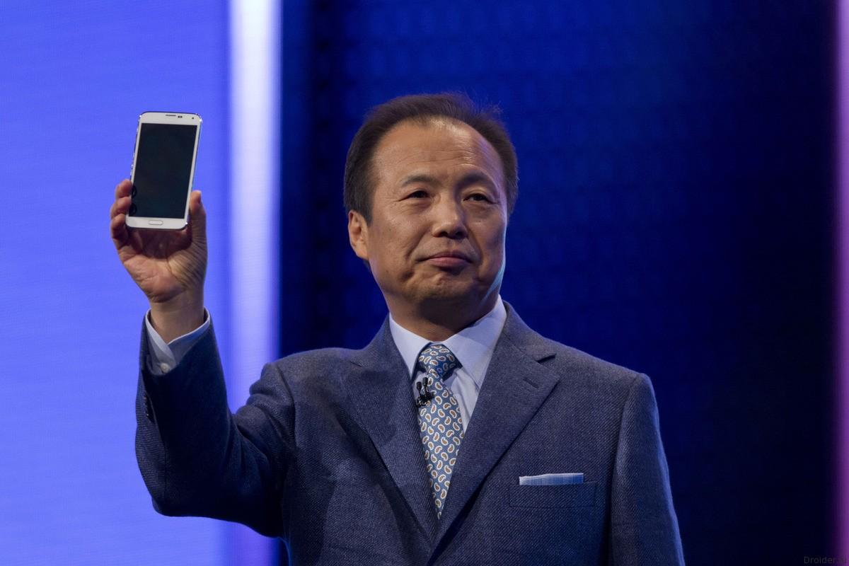 Samsung выбрала нового главу мобильного подразделения