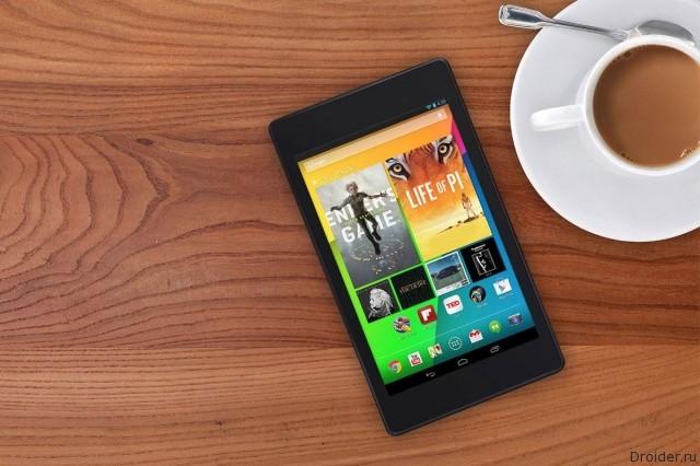 Huawei может стать производителем Nexus 7 (2016)