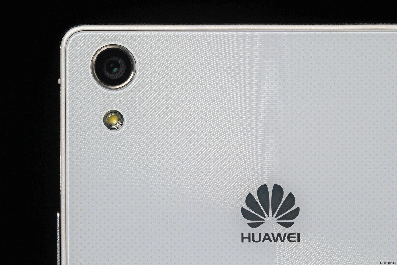 Будущий флагман от Huawei засветился в бенчмарке