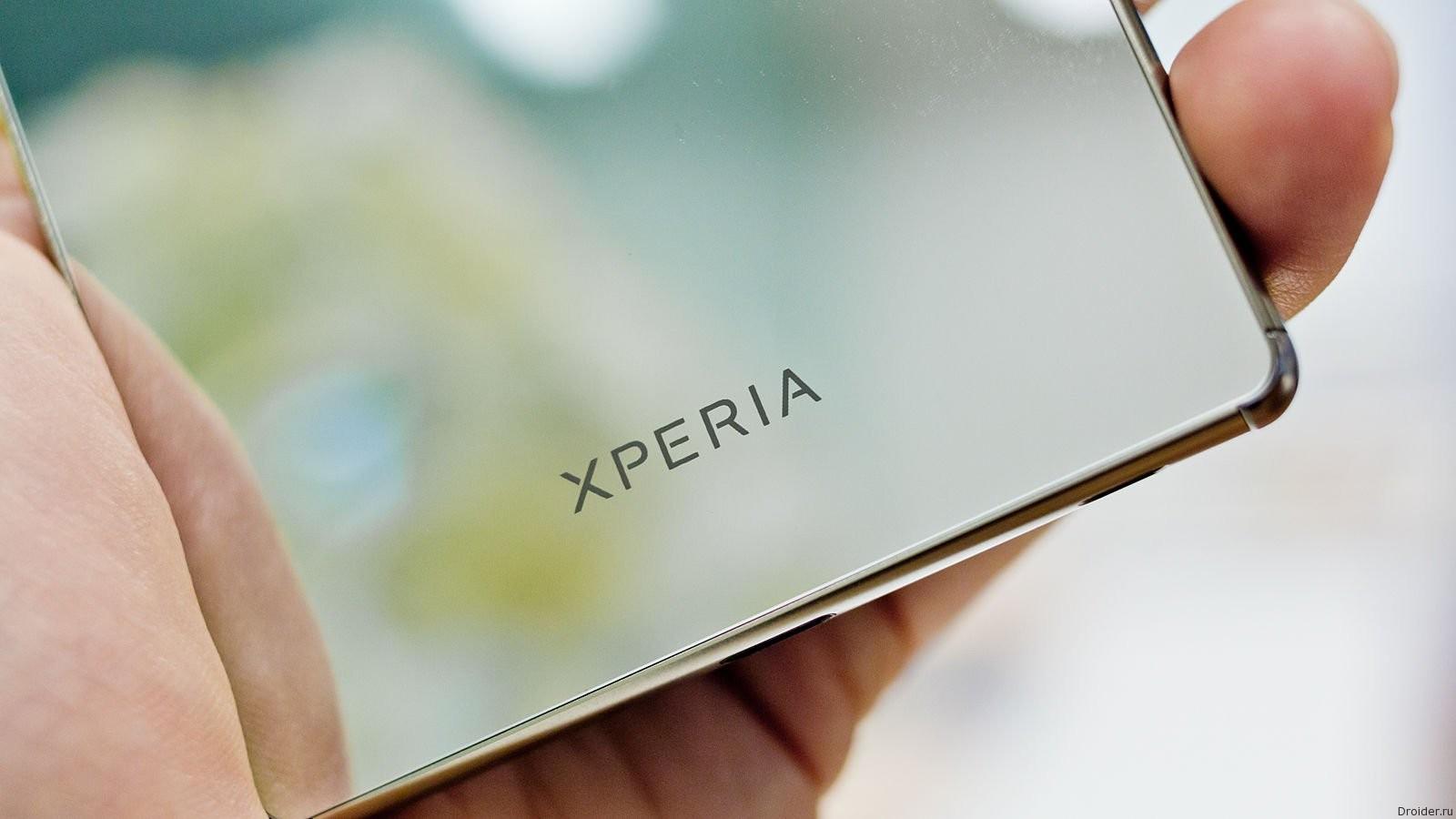Первые подробности о смартфонах Xperia Z6 от Sony