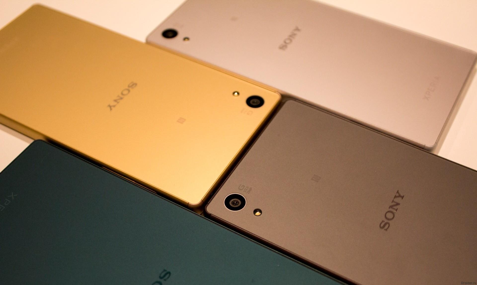 Первые подробности про Xperia Z6 Lite от Sony