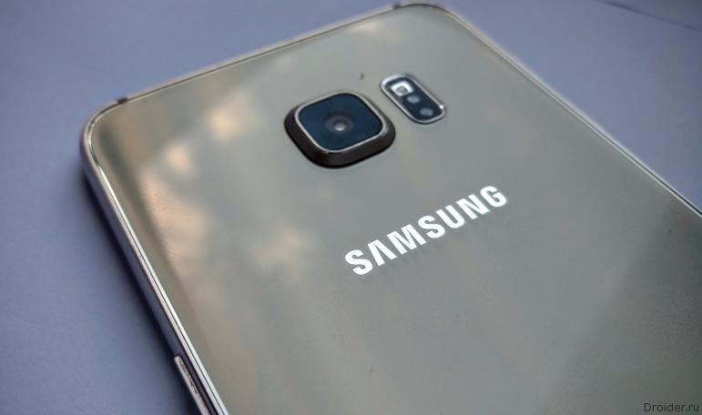Samsung патентует смартфон со съемной камерой