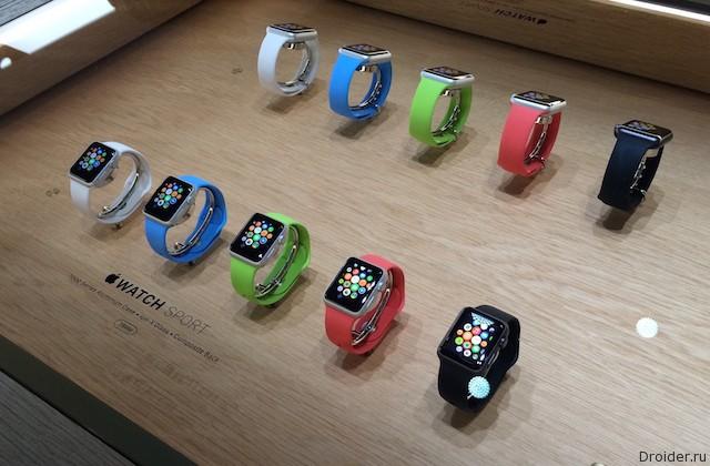 Apple представит 4-х дюймовый iPhone и Watch 2 в марте
