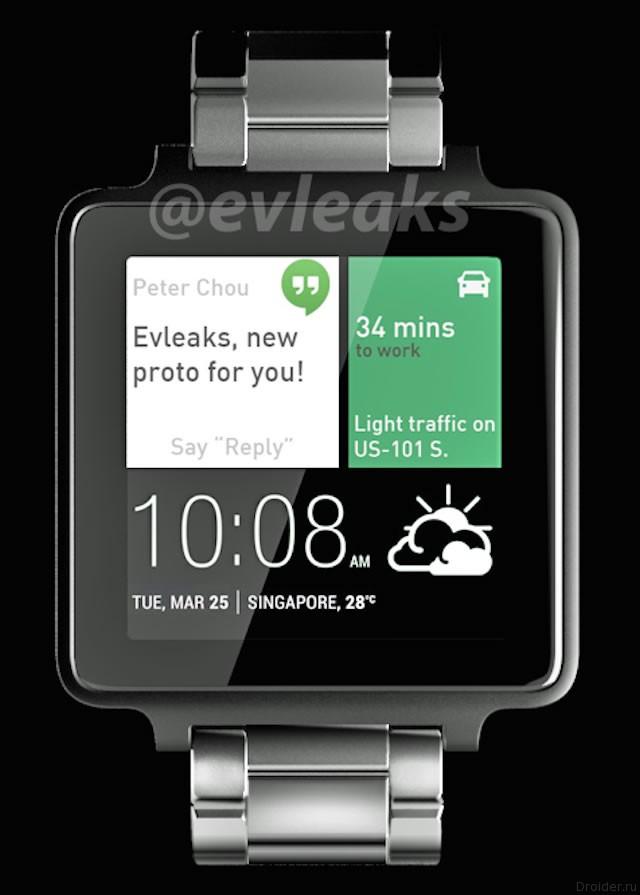 HTC Watch
