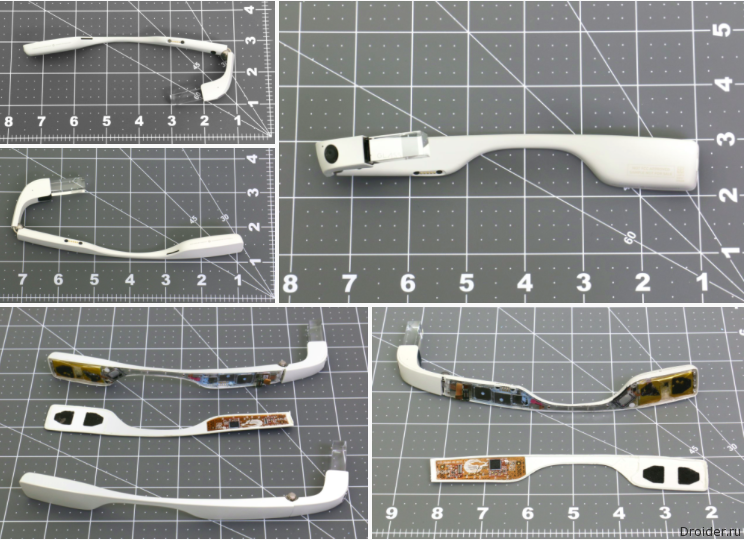 Второе поколение Google Glass на «живых» фото
