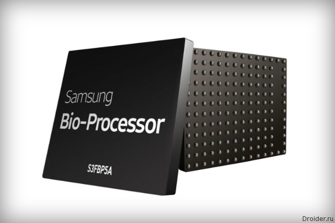 Samsung объявила о массовом производстве первого биопроцессора