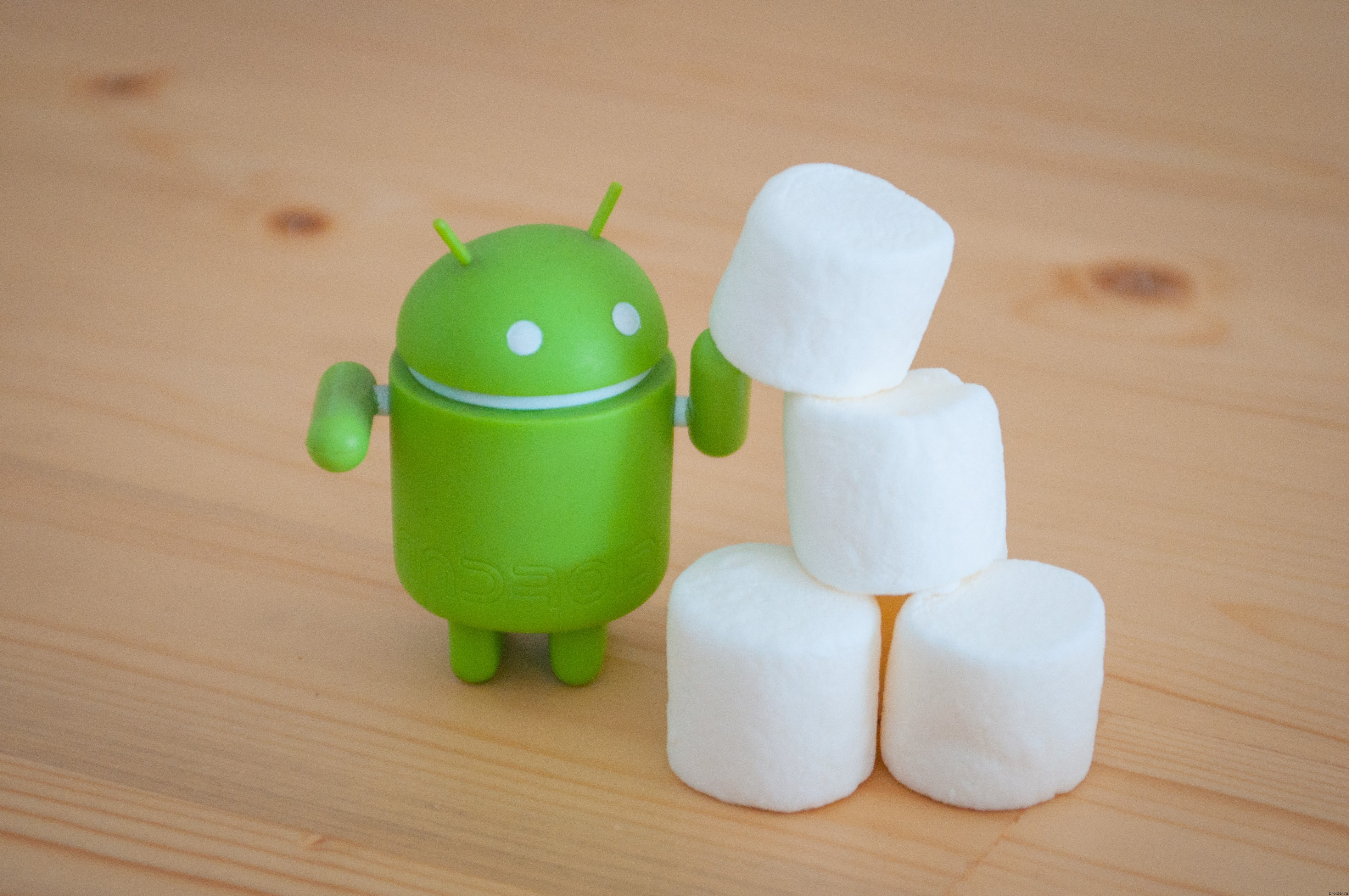 Только 0,7% Android-устройств работают на Marshmallow