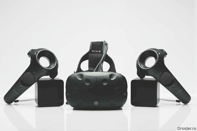 [CES 2016] HTC представила второй прототип шлема Vive