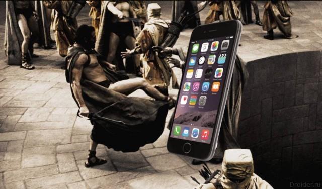 Apple прогнозирует падение продаж iPhone в 2016 году