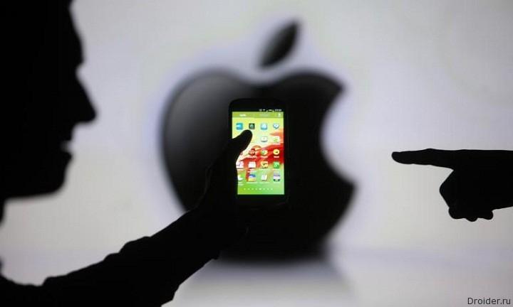Samsung опередила Apple в борьбе поставщиков смартфонов