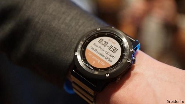 [CES 2016] Fenix 3 Sapphire — линейка спортивных GPS-часов