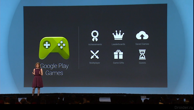 Google Play Games упростит авторизацию игроков