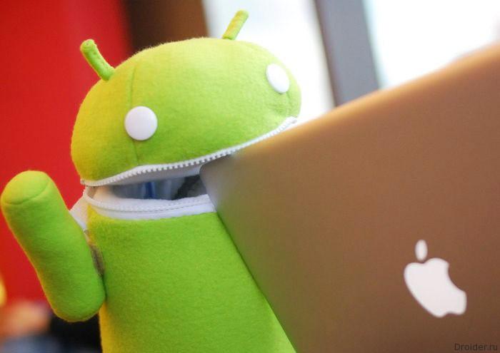 Apple выпустит ещё больше приложений на Android