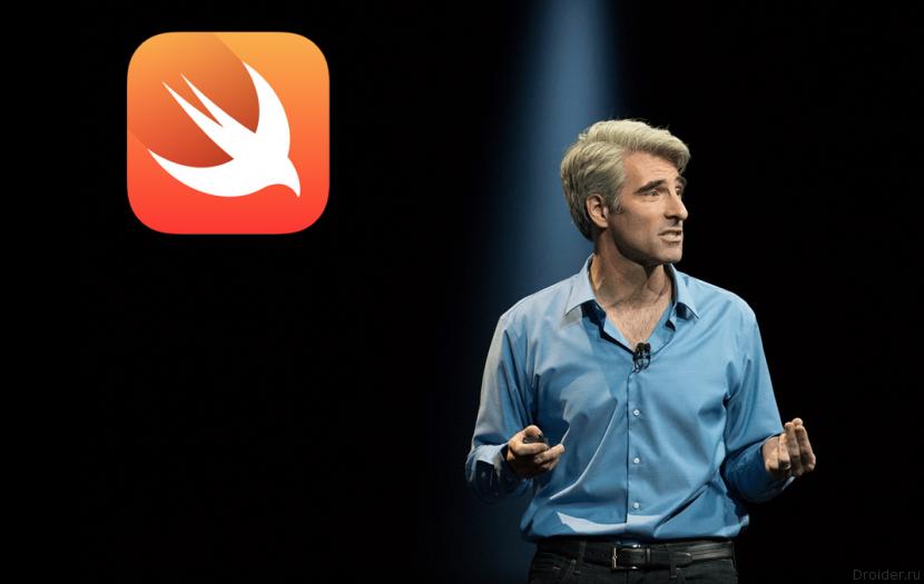 Язык Apple Swift портировали на Android