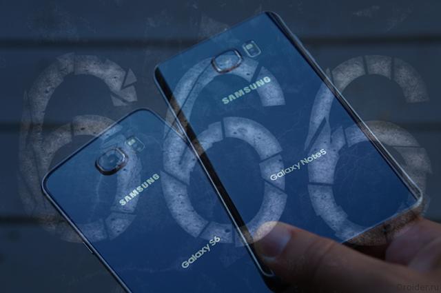 Первые сведения о 6-дюймовом Galaxy Note 6 с 6 Гб ОЗУ