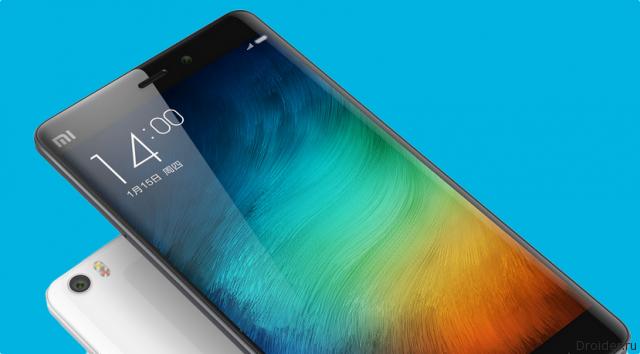 Новые снимки и характеристики Mi5 от Xiaomi