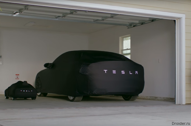 Radio Flyer анонсировала Tesla Model S для самых маленьких