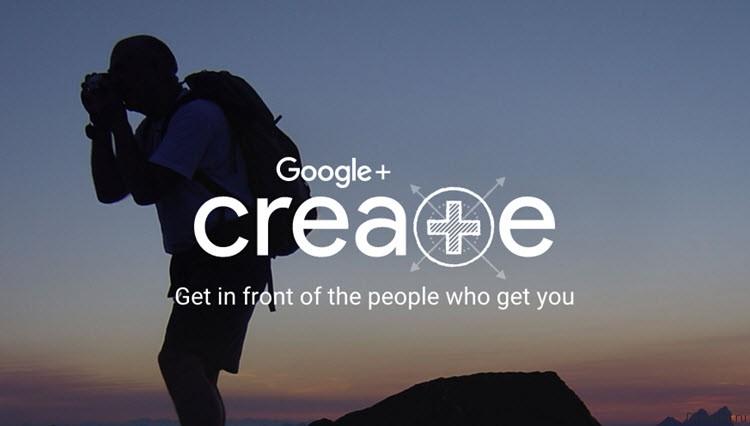 Google на основе G+ запустила платформу для создателей контента