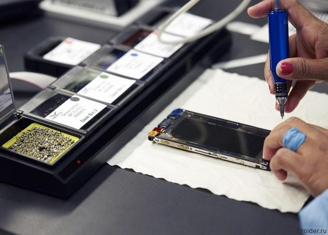 Выбрано место для производства мобильных устройств в России