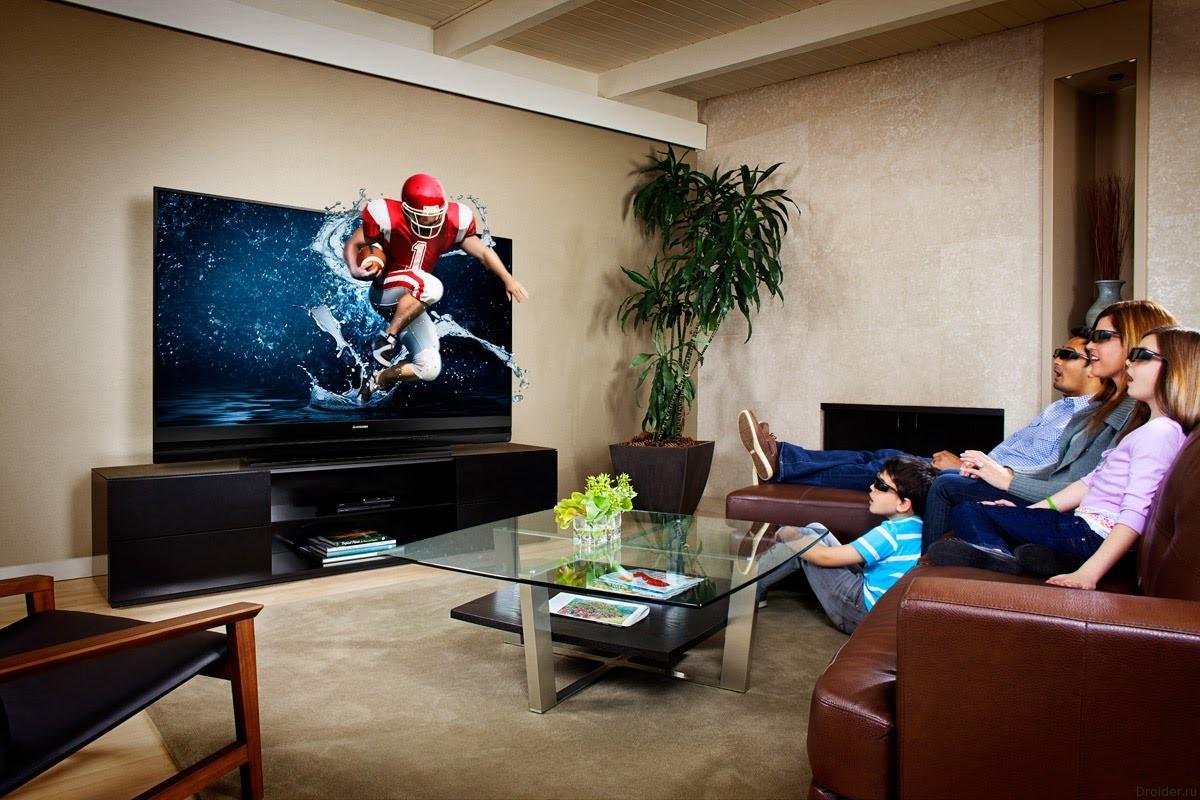 Samsung и Philips отказываются от 3D-телевизоров