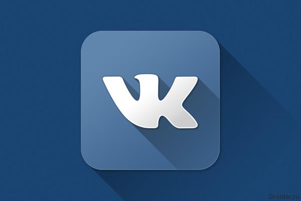 Обновлённое приложение «ВКонтакте» в Material Design