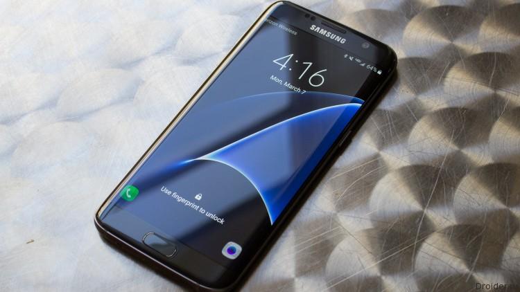 Эксперты посчитали себестоимость Galaxy S7 от Samsung