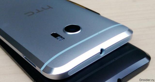 Качественные снимки корпуса One M10 от HTC