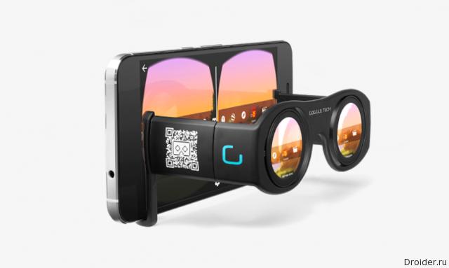 Tech C1-Glass — компактные и недорогие VR-очки от Goggle