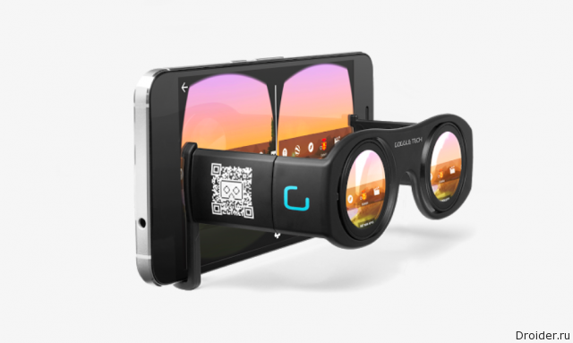 Google Tech C1-Glass