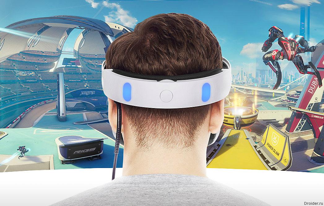 Абсолютно всё, что нужно знать о PlayStation VR