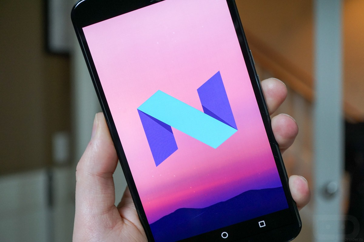 Google представила Android N Developer Preview