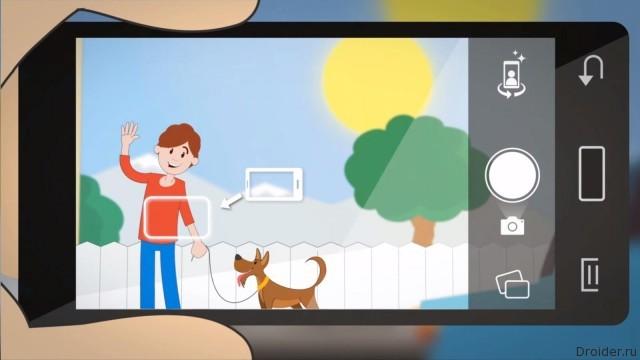 Камера Android научится распознавать предметы