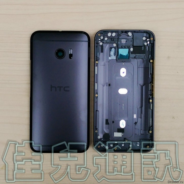 Качественные снимки корпуса One M10 от HTC  Android