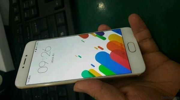 «Шпионские» фотографии смартфона Pro 6 от Meizu
