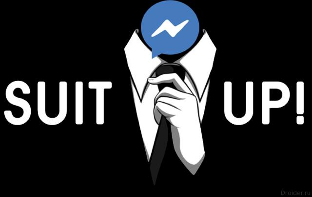 Messenger от Facebook приоделся в Material Design