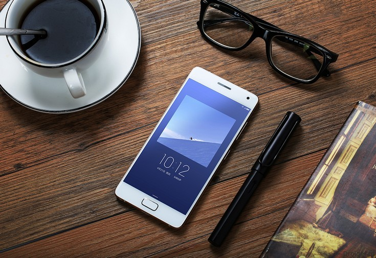 ZUK официально анонсировала флагман Z2 Pro  Android