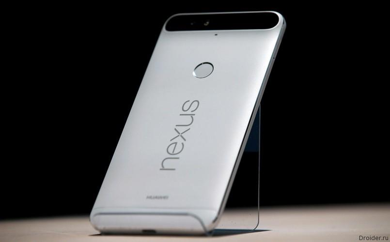 За производство Nexus 7P может отвечать Huawei