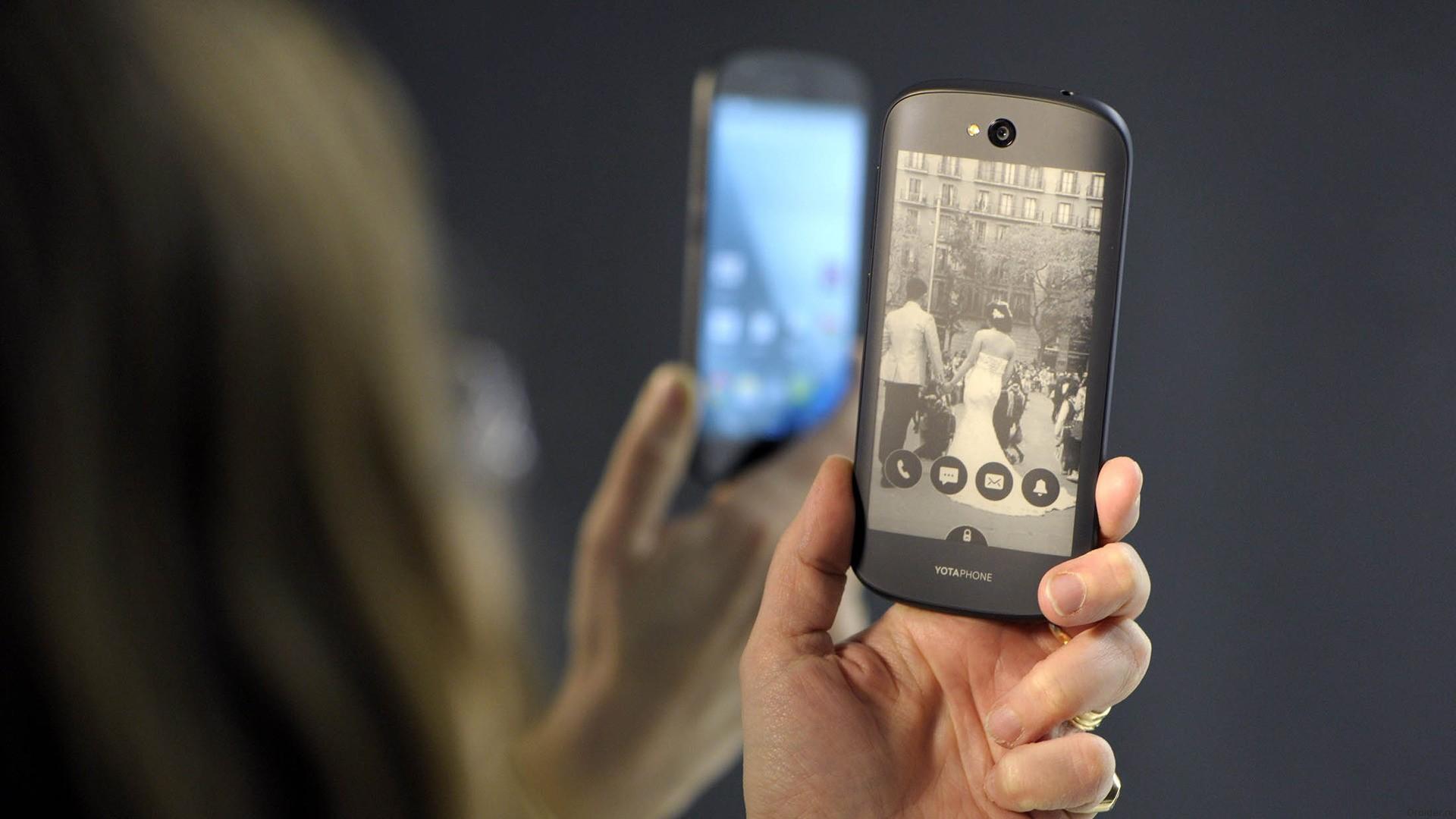 YotaPhone 3 получит премиальный дизайн и большую батарею |Android
