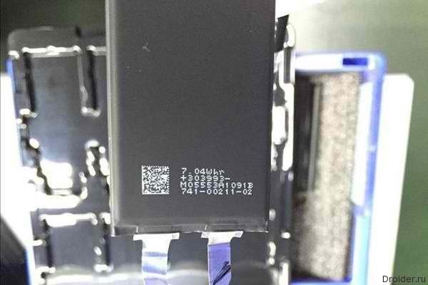 iPhone 7 получит большой аккумулятор |Android