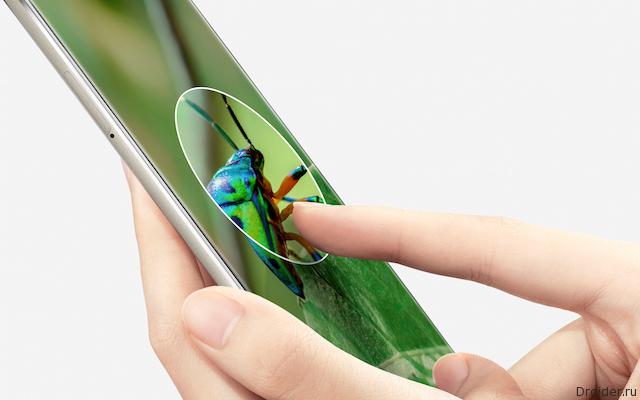 В Android N обнаружили поддержку Force Touch