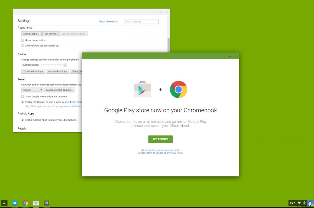 Chrome Market