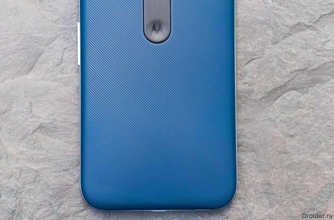 Смартфон Moto G4 показался в видеоролике