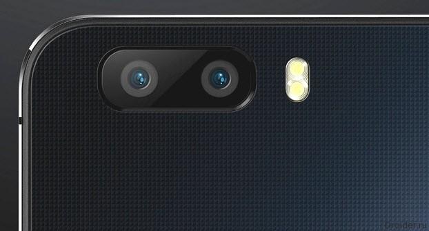 Xiaomi готовит смартфон со сдвоенной камерой