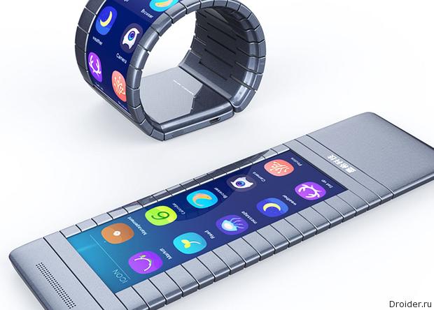 Китайская Moxi Group выпустит серию смартфонов-браслетов
