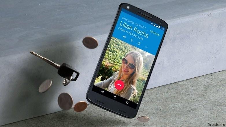 Motorola показала достоинства нового Moto G на тизерах