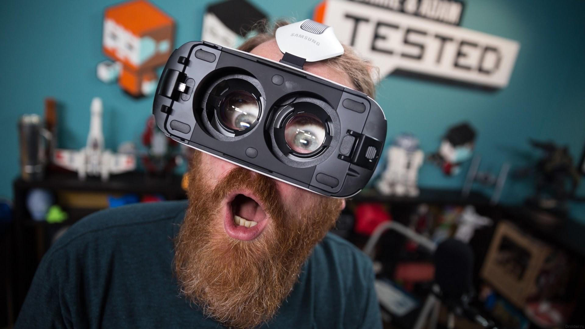 Почему виртуальная реальность — это круто