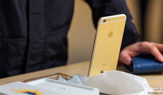 «Живые» снимки будущего iPhone 7 от Apple