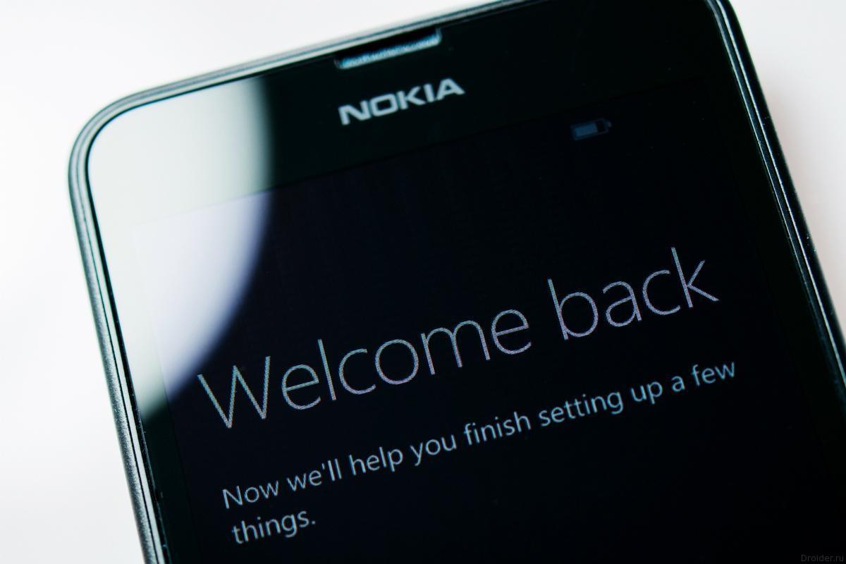 Легендарная Nokia вернется на рынок смартфонов