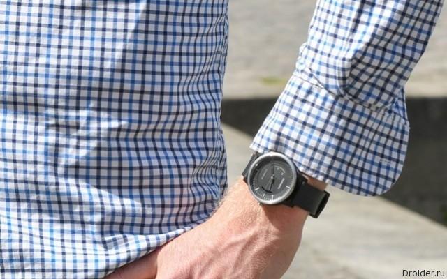Vivomove от Garmin — классические часы и трекер в одном корпусе