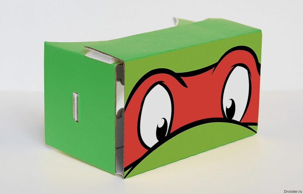 VRidge позволит опробовать игры с Oculus Rift на Cardboard